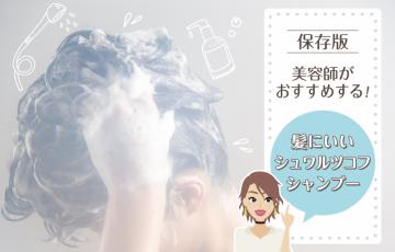 【保存版】美容師がおすすめする髪にいいシュワルツコフシャンプー