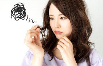 絡まる髪を何とかしたい!5つの原因や予防法・ヘアケア商品5選をご紹介!