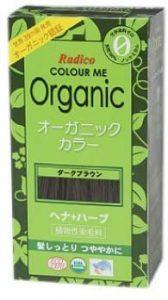 COLOURME Organic (白髪用) ダークブラウン